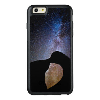 Milky way at night, California OtterBox iPhone 6/6s Plus Case