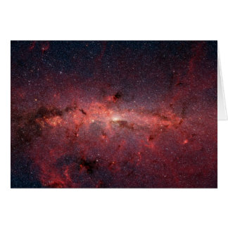 Milky Way Card