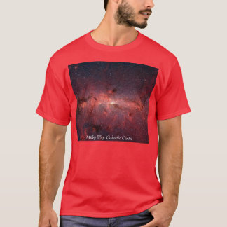 Milky Way Galactic Center T-Shirt