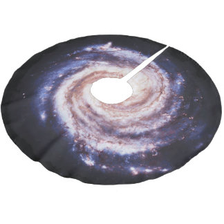 Milky Way Galaxy Brushed Polyester Tree Skirt