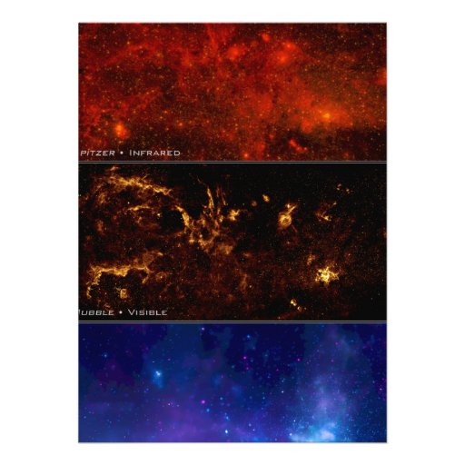 Milky Way Galaxy - It's Spectacular Announcements