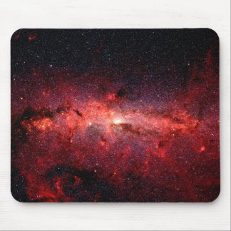 Milky Way Galaxy Space Photo Mouse Pad