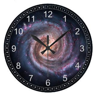milky-way large clock