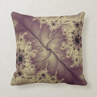 Milky way of dreams fractal pillow
