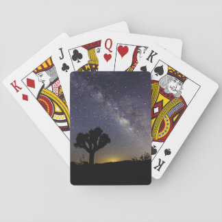 Milky Way over Joshua Tree Playing Cards
