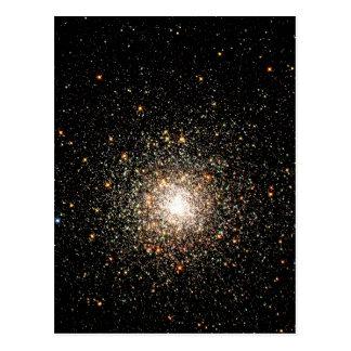 Milky Way Star Cluster Postcard