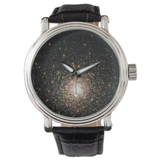 Milky Way Star Cluster Wristwatches