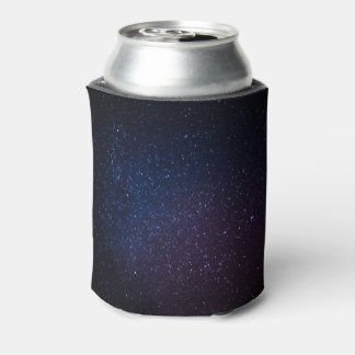 Milky Way stars night sky Can Cooler