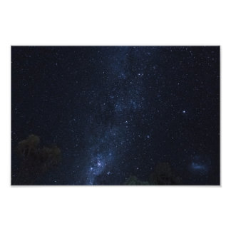 Milky Way Stars Photo