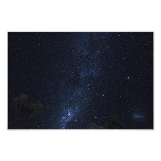 Milky Way Stars Photo Print