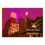 Mill City at Night invitations