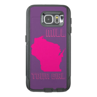 Mill Town Girl Cell Phone Case