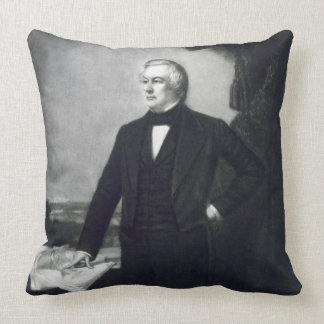 Millard Fillmore, 13th President of the United Sta Cushion