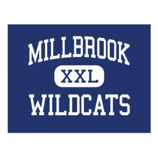 Millbrook - Wildcats - High - Raleigh Postcard