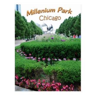 Millenium Park Bandshell Postcard