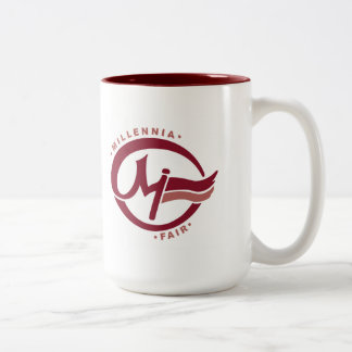 Millennia Fair Two-Tone Coffee Mug