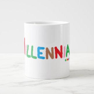 Millennial mug