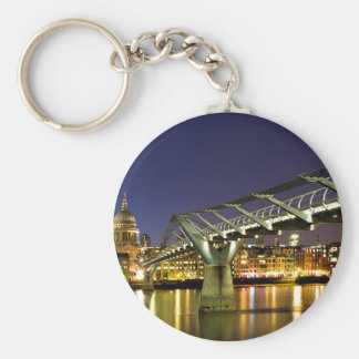 Millennium Bridge Key Ring
