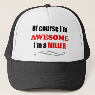 Miller Awesome Family Trucker Hat