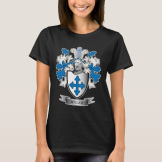 Miller Family Crest Coat of Arms T-Shirt
