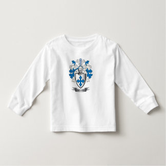 Miller Family Crest Coat of Arms Toddler T-Shirt