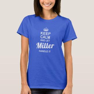 Miller handle it! T-Shirt