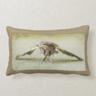 Miller Moth Throw Cushion