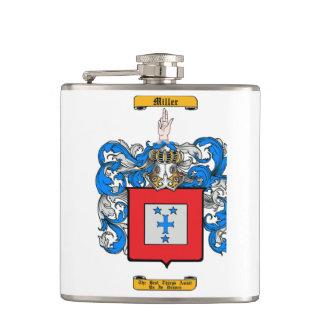 Miller (Scottish) Hip Flask