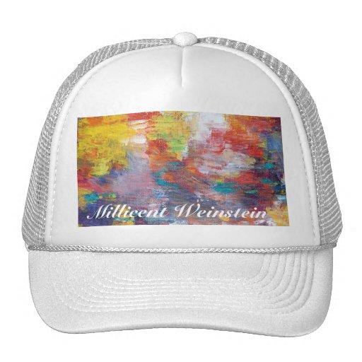 Millicent Weinstein, Modern Artist cap Trucker Hat