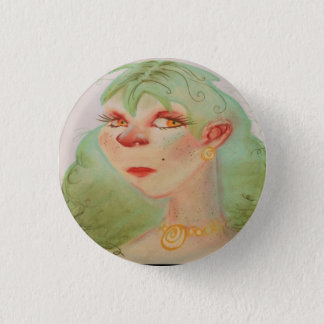 Millie 3 Cm Round Badge