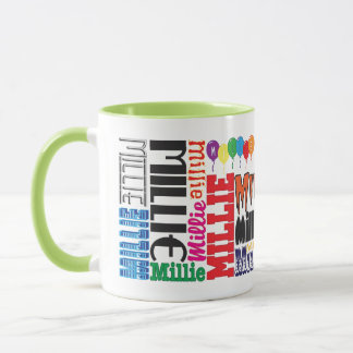 Millie Coffee Mug
