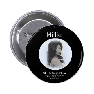 Millie Small 6 Cm Round Badge