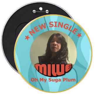 Millie Small 6 Cm Round Badge