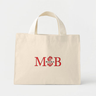 Million Dollar Band Mama Mini Tote Bag