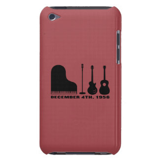 Million Dollar Quartet Instruments - Black Barely There iPod Cases