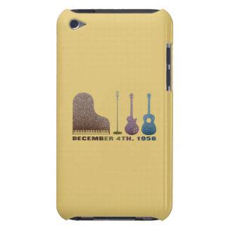 Million Dollar Quartet Instruments - Color iPod Touch Cases