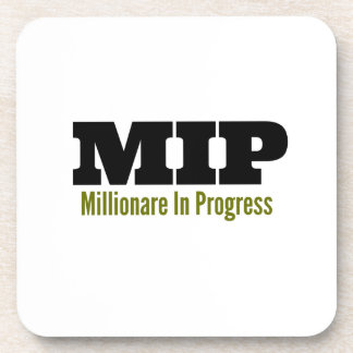 Millionaire In Progress Coasters