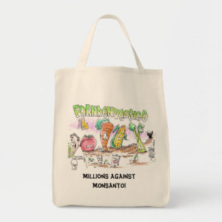 Millions Against Monsanto Eco Bag Tote