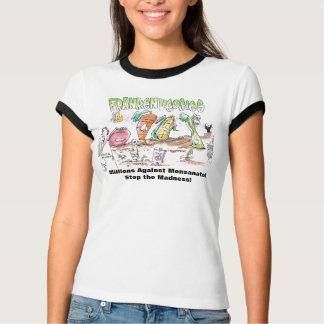 Millions Against Monsanto T Shirt