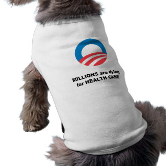 Millions are dying for healthcare dog clothing