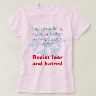 Millions of snowflakes T-Shirt
