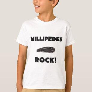 Millipedes Rock T-Shirt