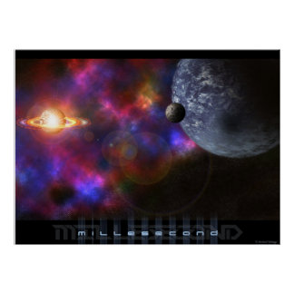 MilliSecond Posters