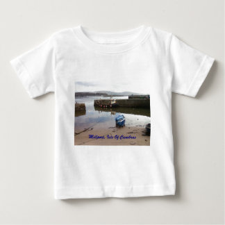 Millport, Isle Of Cumbrae - Low Tide Baby T-Shirt