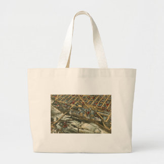 Mills District Minneapolis 1895 Bag