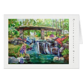 Millsap Canopy Bridge at Garvan Gardens Card