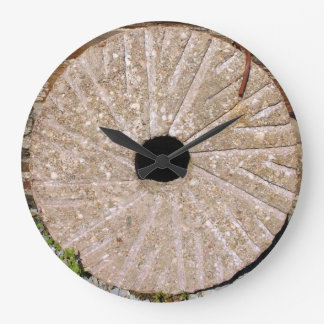 Millstone Large Clock