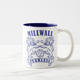 Millwall Fearless Two-Tone Coffee Mug