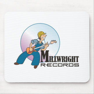 MILLWRIGHT RECORDS MOUSE PAD