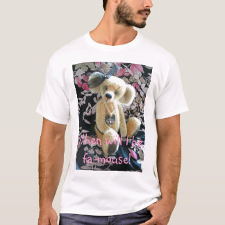 Milly Mouse by Wee Darlin Bears T-Shirt